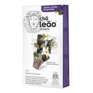 Chá Leão Capsula - Amora, Mirtilo E Baunilha 10 Unid.