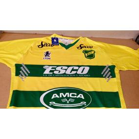 Nueva Camiseta De Juego Defensa Y Justicia Lyon Original