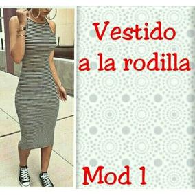 Vestido Bluson Buso Enterizo Dama Rayas Fashion Beisbolero