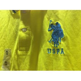 Camisa Polo Us Assn (polo Usa) Original - P