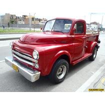 Dodge Otros Modelos De Soto