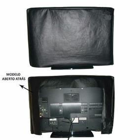Capa Premium Para Tv Led Lcd Plasma Corino Impermeável