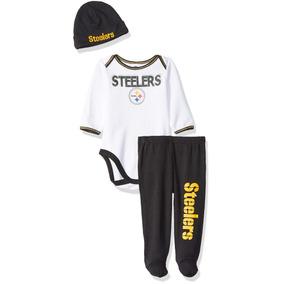Gerber Ropa De Niños Nfl Pittsburgh Steelers Boys 2018bod. 0031b89208d