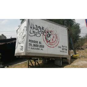 Caja Refrigerada Para Camioneta Ford