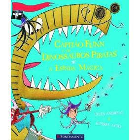 Capitao Flinn E Os Dinossauros Piratas - A Espada