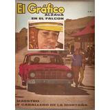 El Gráfico 2372 - Rodolfo De Alzaga Ford Falcon Gano Mendoza
