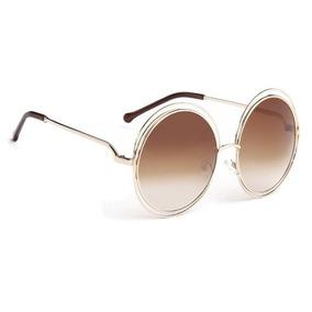 Lentes De Sol Tipo Espejo Para Mujer M0047