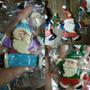 Imanes Navidad Masa Flexible