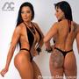 Maiô Fio Dental Bikinis Anna Carol Sexy-line-3 Calc Bac-1
