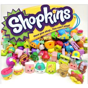 Shopkins - Conj. Com 40 Unidades Aleatórias - Sem Repetidos