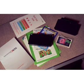 Nintendo 3ds Console + Super Mario 2 + Monkey Ball