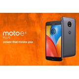 Motorola Moto E4 Plus 16gbrom 2gbram 4nucleos 4glte (xt1776)