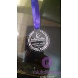 Medallas De Acrilico Color Pers.,rec.no Incluye Cinta