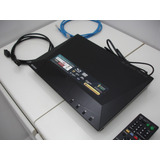 Blu Ray Dvd Player Sony Smart S1100 Netflix Dvd Desbloqueado