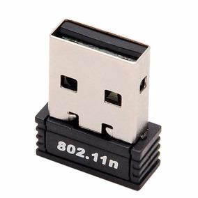 Adaptador Wifi Usb Tarjeta Receptor De 150mbps 802.11n/g/b