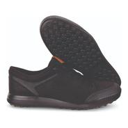 Golf Center Zapato Ecco Street Retro Black Impermeable T41