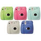 Camara Instantanea Fuji Instax Mini 9 White+10 Fotos.