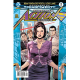 Action Comics 5 Renascimento