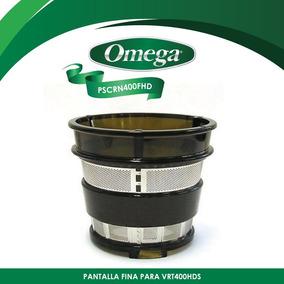 Refacción Omega Juicers Canastilla Para Vrt400 Color Humo