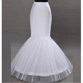Saia De Armação, Anágua, Saiote Para Vestido De Noiva Sereia