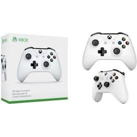 Controle Sem Fio Xbox One - Branco