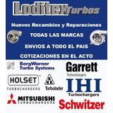 Recambio Turbo Clio 1.5 Dci C/ccr Original Borgwarner