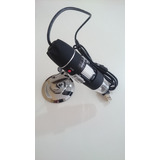 Microscópio Digital Usb 500x - Abaixou!