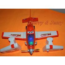Aviao Dusty Com Controle Remoto - Disney Planes