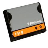 Bateria Oem Blackberry F-s1 9800 9810 Original Con Chip