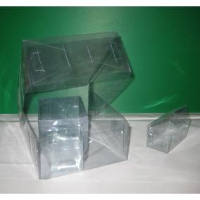 Cajas Transparentes Acetato Pvc Cualquier Medida