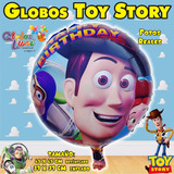 Globos Metalicos Toy Story