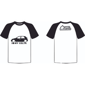Camisas Carro Baixo Celta Chevrolet