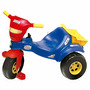 Triciclo Cargo Motoca Menino Magic Toys