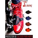 Protector De Calzado Para Moto (de Zapato)