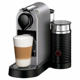 Cafetera Express Nespresso C122 Ar-si-ne Citiz&milk Brukman