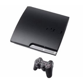 Consola Ps3 Slim Y Ultraslim 120gb Outlet Con 1 Joystick