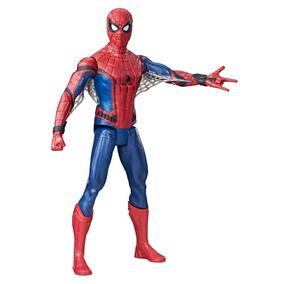 Boneco Eletrônico Hasbro Marvel - Homem Aranha