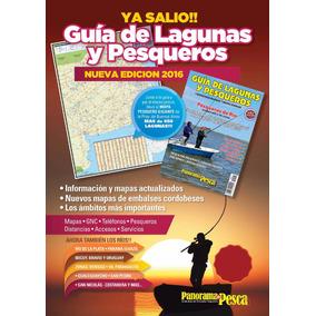 Guia De Lagunas Y Mapa Pesquero - ¡actualizada!