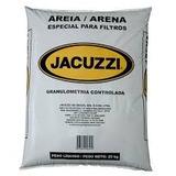 Areia Jacuzzi Para Filtros De Piscina Saco Com 25kg