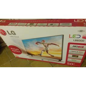 Vendo Pantalla Lg Led Full Hd Lb6000 Nueva De Paquete!!
