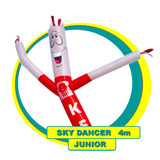 Inflables Publicitarios Danzantes Sky Dancer