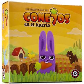 Juego De Mesa Carrera De Conejos Adultos Juegos De Mesa En Mercado