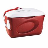 Caixa Térmica Invicta 24 Litros Vermelha - Isolamento Duplo