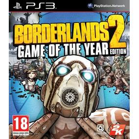 Borderlands 2 Ultimate Edition Español - Mza Games Ps3