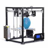 Impresora 3d Prusa I3 X5 +lcd+rollo Pla Armada Y Lista!!!