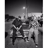 Poster Hip Hop Rapper Dr. Dre, & Snoop Dogg A3 42x29cm