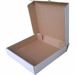 Caixa De Papelão Para Doces Ou Salgados 30x30x7 N° 2 50 Unds