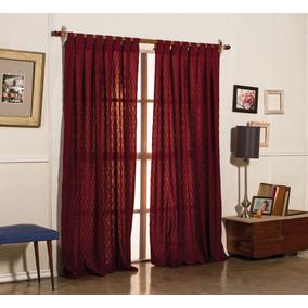 cortina ambiente maena casablanca bordo
