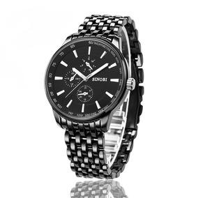 434182437b6 Relogio Shinobi Masculino - Relógios no Mercado Livre Brasil