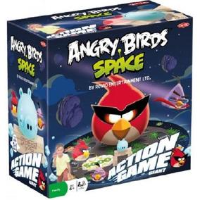 Angry Birds Space Giant Juego De Acción
